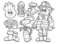 cards images firefighter