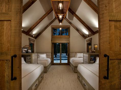 Mountain Cabin   Rustic   Bedroom   phoenix   by IMI