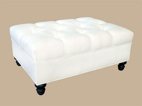 rectangular tufted ottoman houston upholstery v30 rectangle tufted ottoman 1756