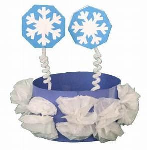 Winter Crown Or Hat