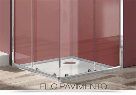 Piatto Doccia 100x100 by Piatto Doccia 100 X 100 Cm H 3 5 Bianco In Policril