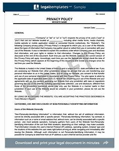 charming policy template contemporary example resume With confidentiality policy template