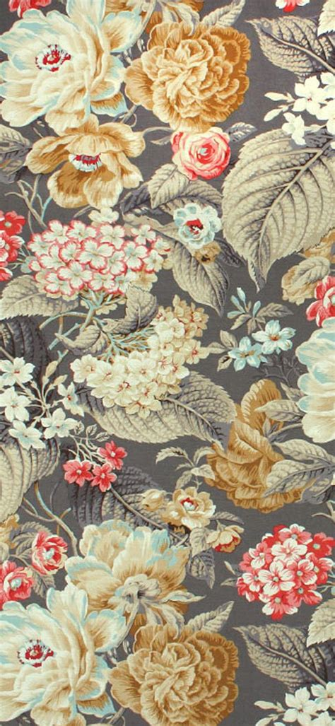 25 unique floral fabric ideas on fabric