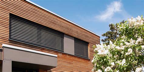 Holzfassade Lange Lebensdauer by Holzfassade