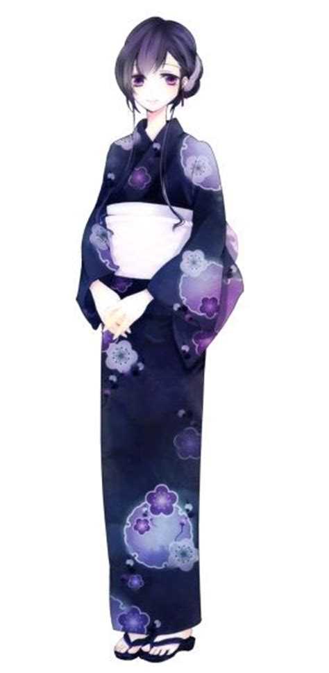 ideas  anime kimono  pinterest drawing anime clothes anime girl kimono