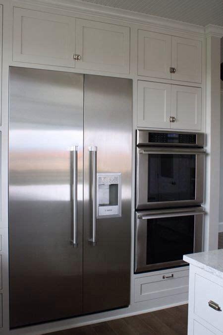 shaker kitchen cabinets les 25 meilleures id 233 es de la cat 233 gorie frigo americain 5161