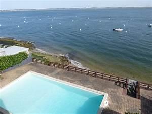 vente appartement t3 f3 arcachon front de mer vue With superior location villa cap ferret avec piscine 2 villa vue mer au cap ferret