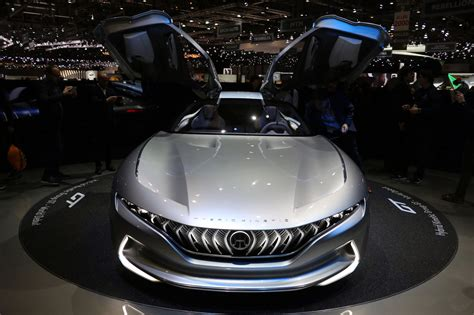 New Luxury Electric Car by Mahindra Announces New Luxury Electric Car Pininfarina