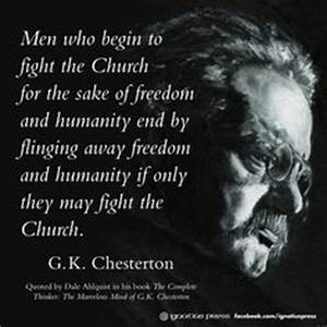 1000+ images ab... Gk Chesterton Food Quotes
