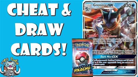 Greninja Gx Can Be Played From Your Hand! (detective