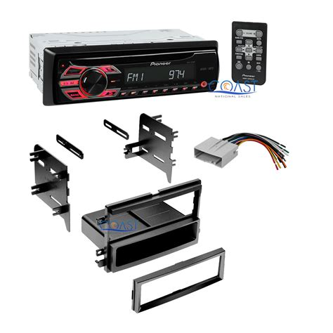 Ford Wiring Harnes Kit Audio by Pioneer Car Radio Stereo Dash Kit Wiring Harness For 2004