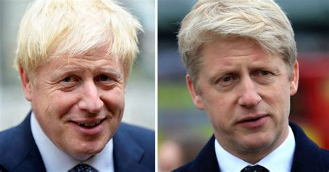 Boris Johnson Hands Brother Jo Johnson Seat In House Of ...
