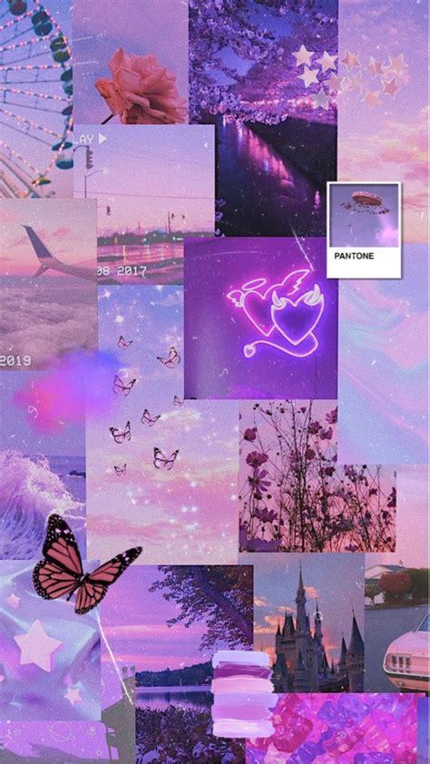 pink and purple aesthetic wallpaper purple wallpaper