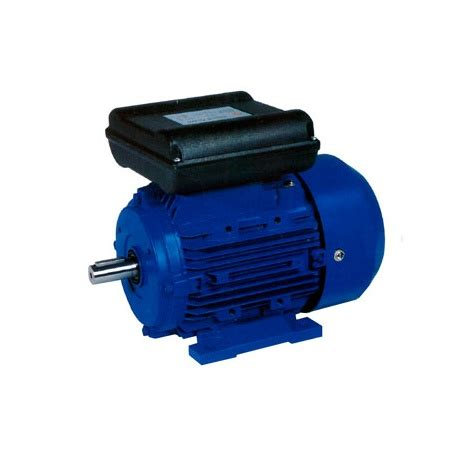 Motor 220v 1500 Rpm by Motor Monof Medio Par 0 25cv 1500 Rpm Patas B3 220v Black