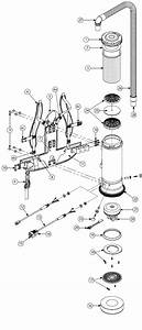 Proteam Quartervac Hepa 6 Qt  Backpack Vacuum Parts