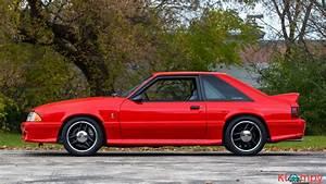 1993 Ford Mustang SVT Cobra R Original - Kloompy