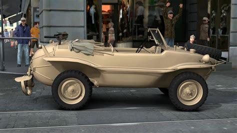1942 Volkswagen Schwimmwagen Typ 166