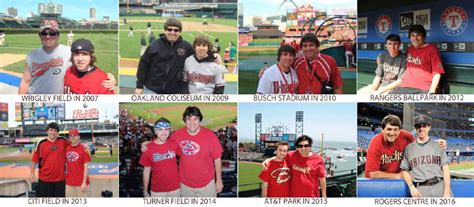 Father & son spend decade following D-backs to every ML ...
