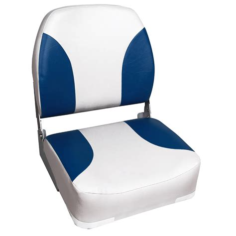 siege de bateau 2x siège de bateau chaise de bateau siège de pilotage bleu