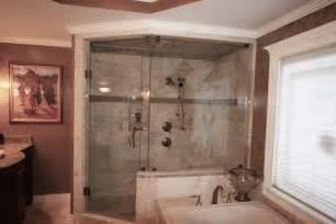 Custom Walk-In Tile Shower Designs