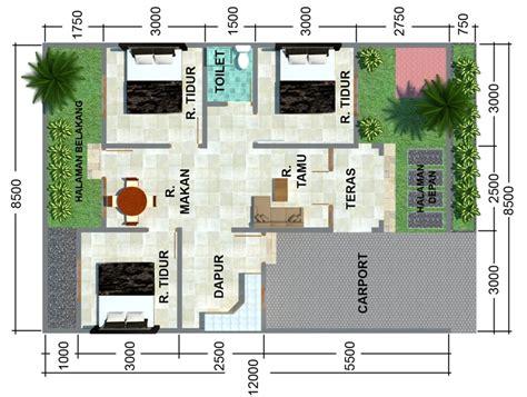 rumah minimalis lis rumah minimalis sederhana ukuran