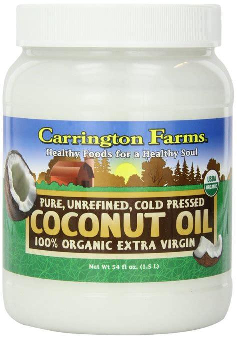 Amazon.com : Carrington Farms Organic Extra Virgin Coconut