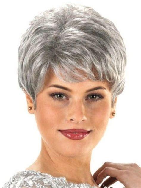 timeless short hairstyles  older women   short