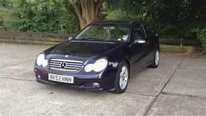 Mercedes C220 Coupé Sport : 2002 mercedes benz c class c220 cdi se 3dr auto diesel sport coupe 3 000 youtube ~ Gottalentnigeria.com Avis de Voitures