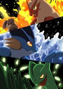 Third Generation Pokemon