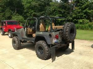 4 door jeep wrangler jacked up 301 moved permanently