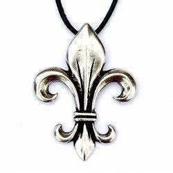 Lilie Symbolische Bedeutung : amulett lilie anh nger fleur de lys aus dem mittelalter auch gro handel pera peris ~ Frokenaadalensverden.com Haus und Dekorationen