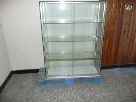 vitrine tout verre avec serrure toute d 233 montable occasion