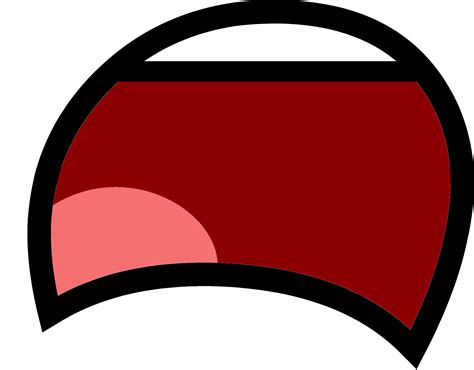 This clipart image is transparent backgroud and png format. Image - Sad Mouth Extreme Open 2-1.png   Inanimations ...