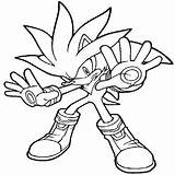 Coloring Boys Sonic Printable Training Children Shopping sketch template