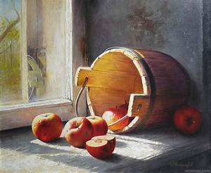 fruitst still life painting by dmitriy annenkov 20 - preview