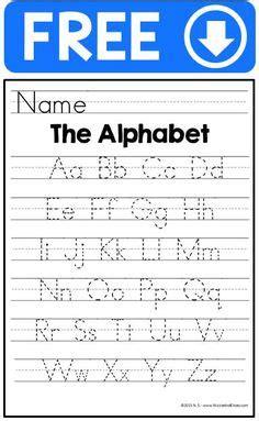 printable handwriting abc worksheet  images