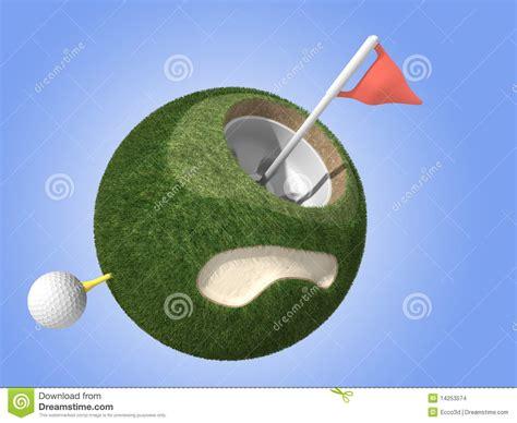 mini golf de bureau mini planète de golf