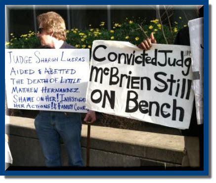 sacramento family court report judge sharon  lueras