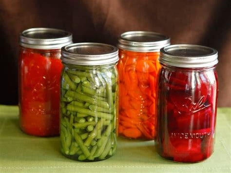 canning recipes home canning pressure canning method