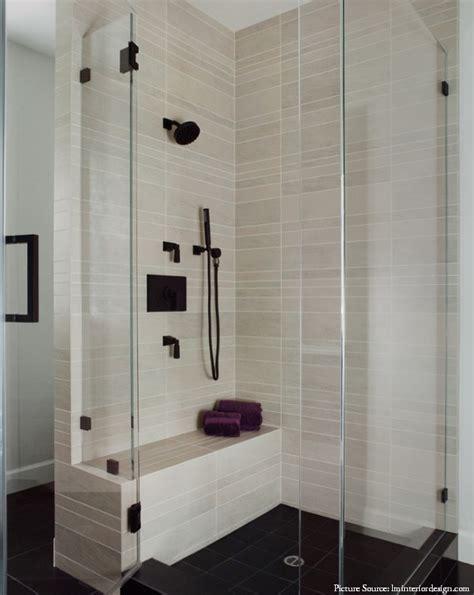 Kitchen Design Ideas 2013 - built in shower bench and corner seat super guide ensotile