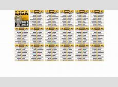 O calendário da Liga NOS 201718 Infografias Jornal Record