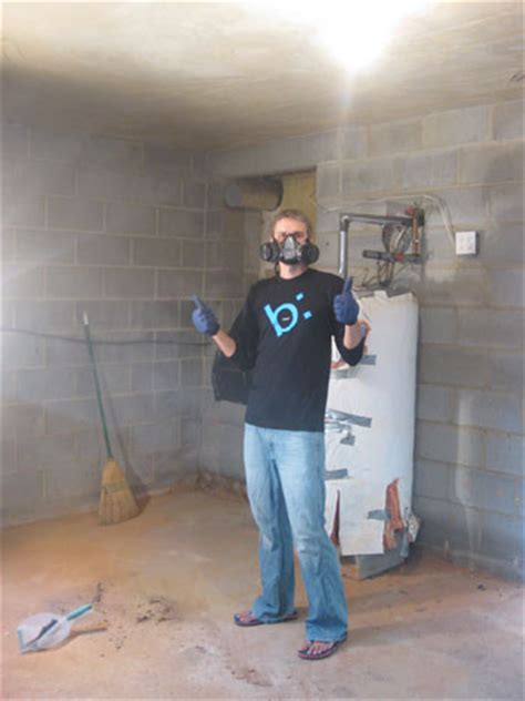 waterproofing  basement   rid  mold mildew