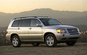 2006 Toyota Highlander Hybrid Original And Coloured El