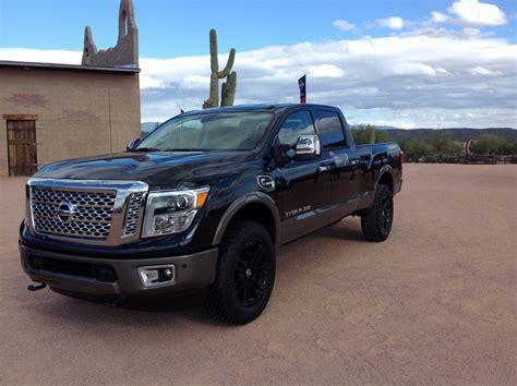 REVIEW: 2016 Nissan Titan XD's 5.0L Cummins puts this
