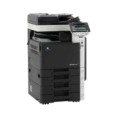 Find everything from driver to manuals of all of our bizhub or accurio products. Konica Minolta Bizhub C220/ 280/ 360 Multifunctional Photocopier, 110v Or 220v, Rs 60000 /piece ...