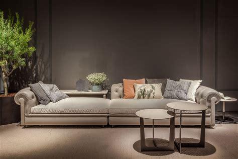 Chester Line Modular Sofa By Renzo Frau For Poltrona Frau