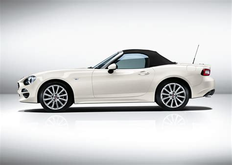 fiat spider 124 new fiat 124 spider officially launched in europe 60