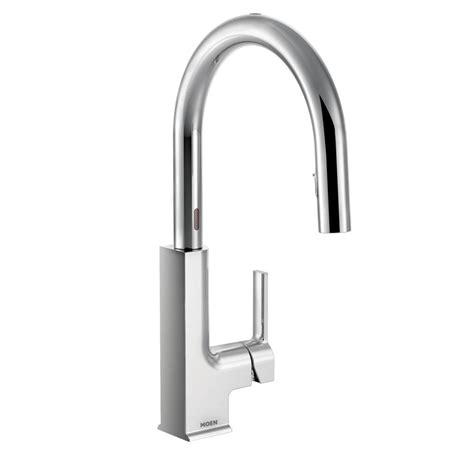 standard kitchen faucets moen sto single handle pull standard kitchen faucet