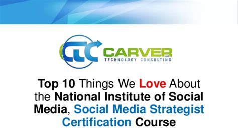 best social media courses top 10 things we like about the nism social media