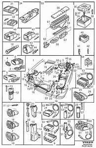 977929 - Receptacle Housing  Cable  Pole  Engine